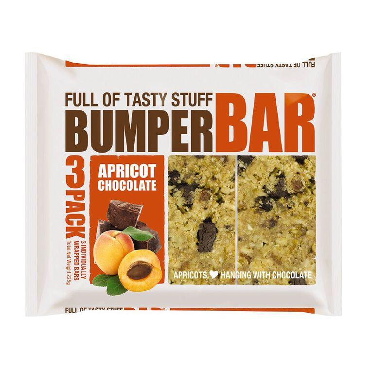 Bumper Bars Apricot 3 Pack, , hi-res