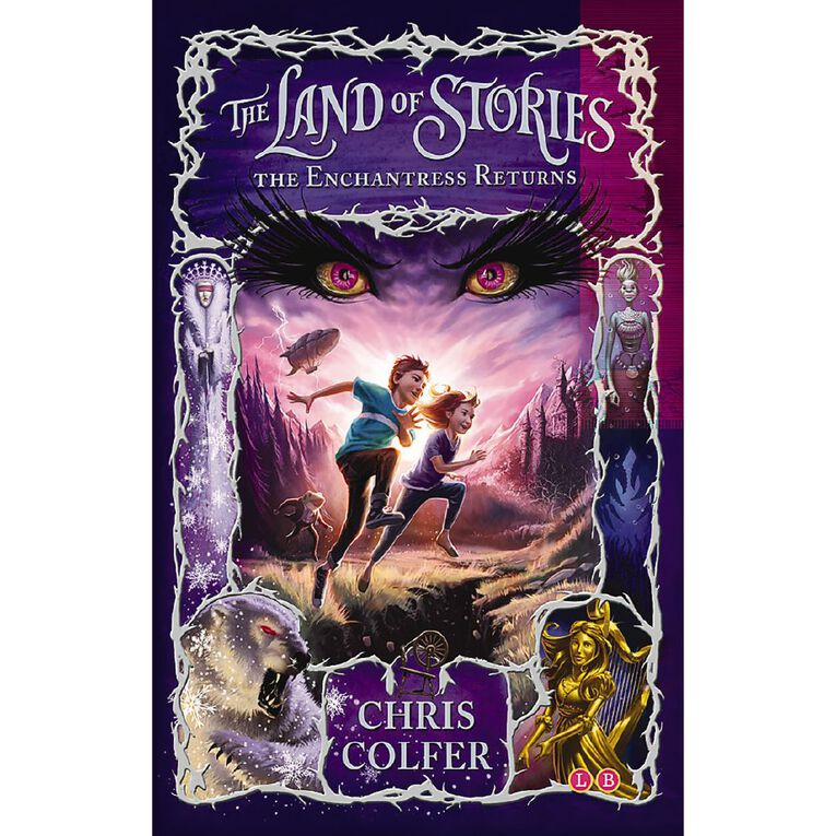 Land of Stories #2 The Enchantress Returns by Chris Colfer, , hi-res