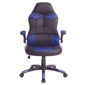 Workspace Racer Chair Blue
