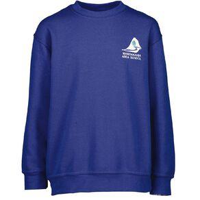 Schooltex Mangakahia Area School Sweatshirt with Embroidery