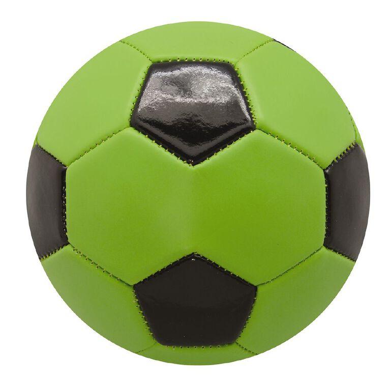 Active Intent PVC Mini Soccer Ball 14cm Assorted, , hi-res