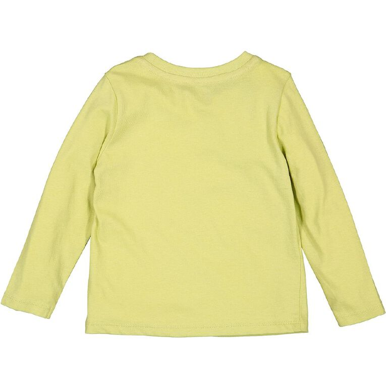 Young Original Toddler 2 Pack Long Sleeve Tees, Orange Mid, hi-res