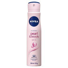 Nivea Pearl & Beauty Aerosol 250ml