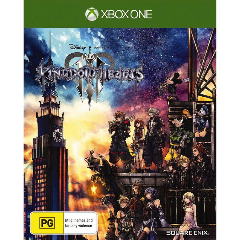 XboxOne Kingdom Hearts 3, , hi-res