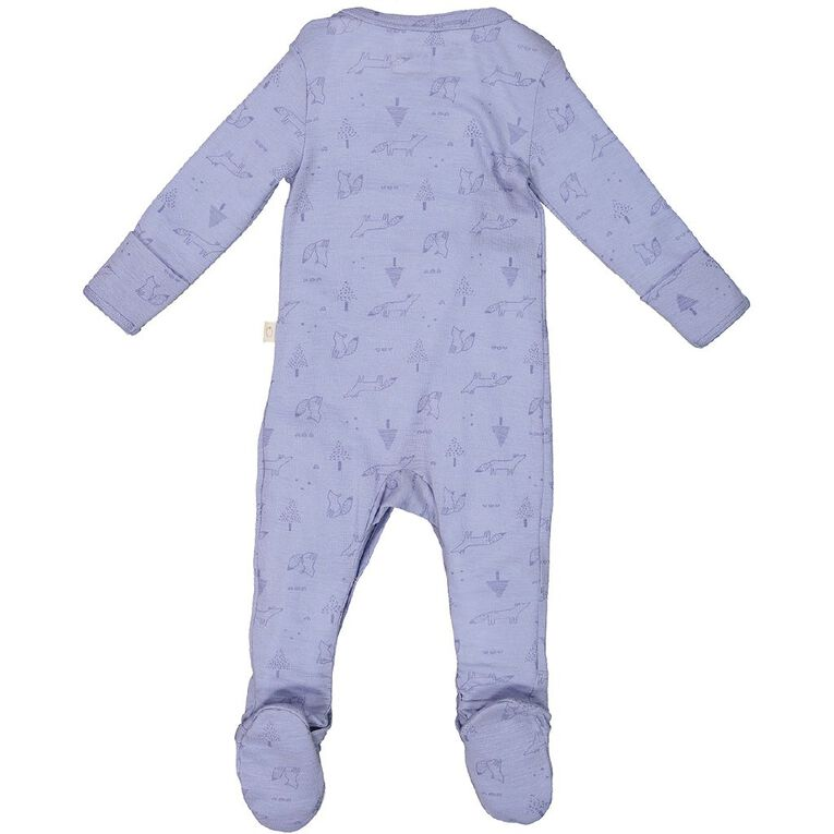 Young Original Baby Merino All In One, Blue Light, hi-res