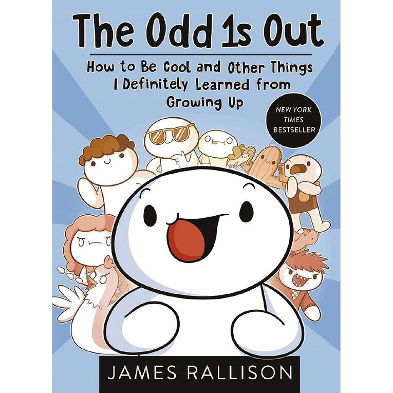 The Odd 1s Out by James Rallison, , hi-res