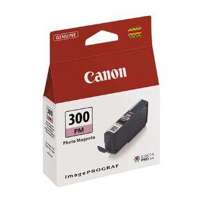 Canon Ink Lucia Pro PFI-300 Photo Magenta