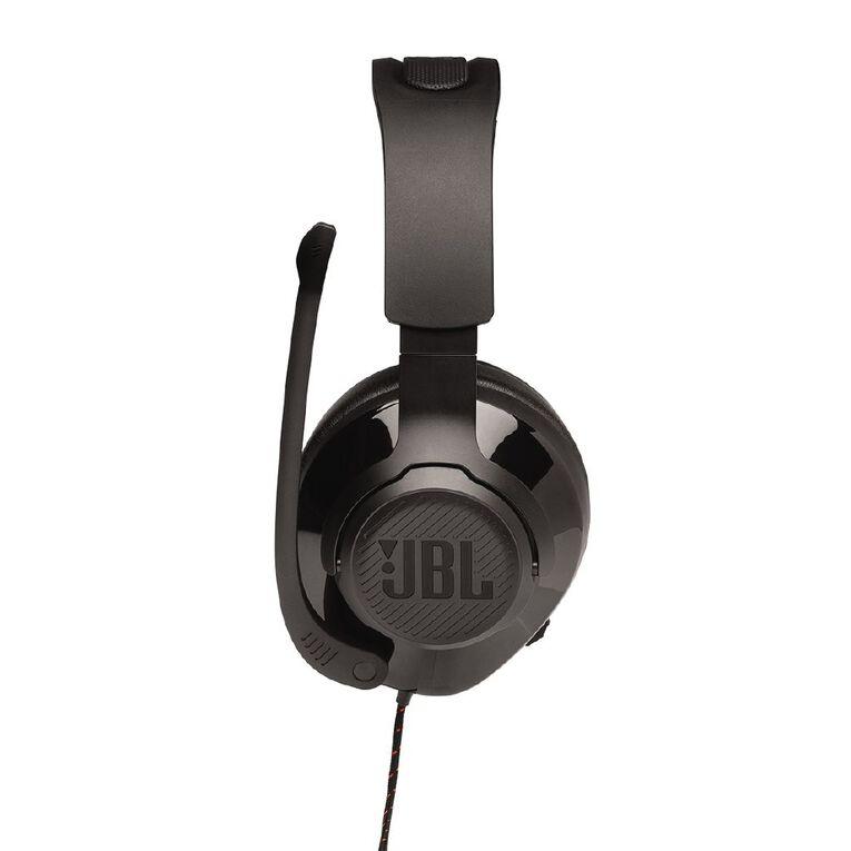 JBL Headset Gaming Quantum 200 Black, , hi-res