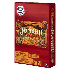 Jumanji Ready To Roll