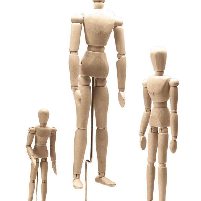 Jasart Mannequin Male 12 inch, , hi-res