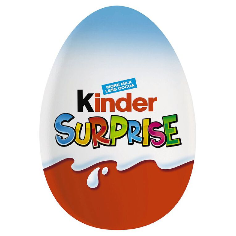 Kinder Surprise Blue 20g, , hi-res