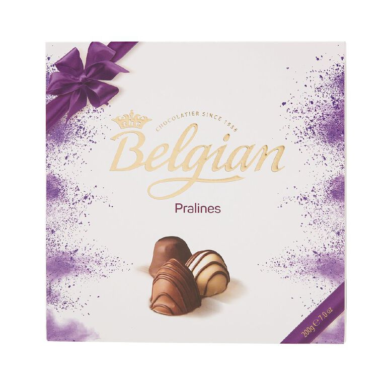 Belgian Perle D'or Pralines Assortment 200g, , hi-res image number null