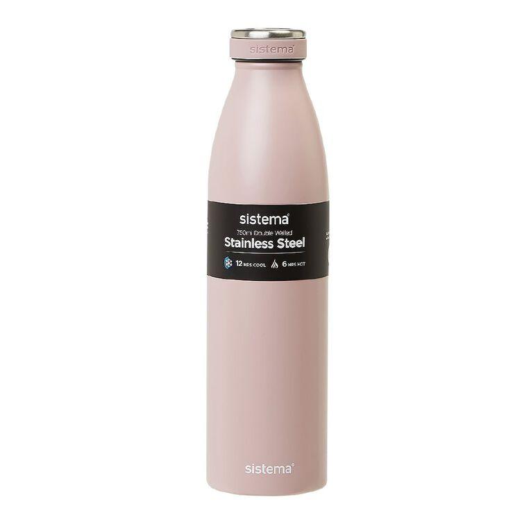 Sistema Stainless Steel Bottle 750ml, , hi-res