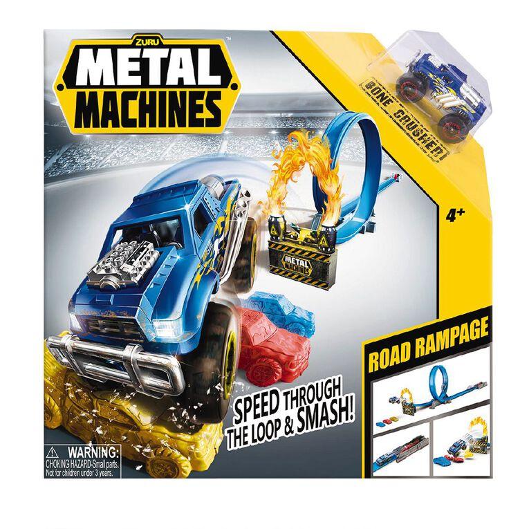 Zuru Metal Machines Monster Truck, , hi-res