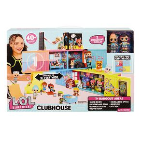 LOL Surprise Clubhouse Playset Exclusive