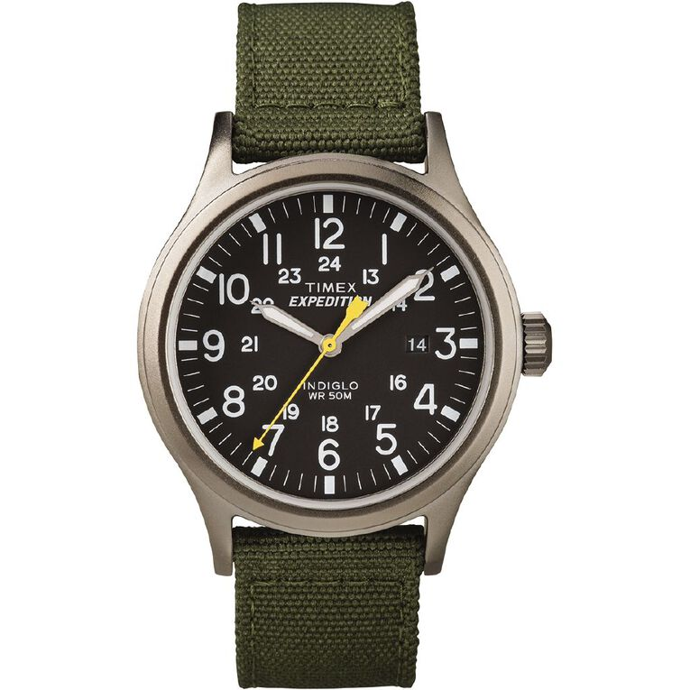 Timex Expedition Scout 40mm Watch, , hi-res