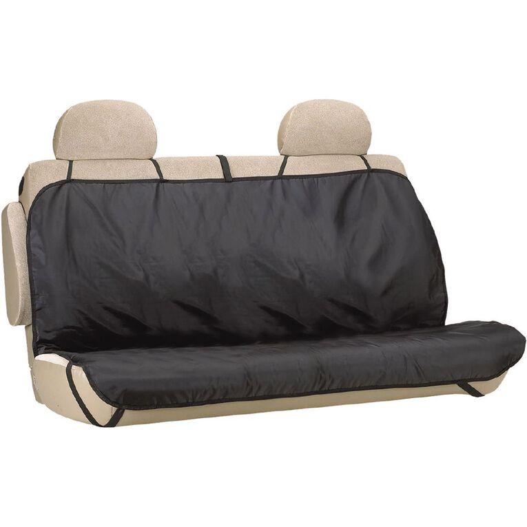 Mako Rear Bench Seat Protector 130cm x 110cm, , hi-res