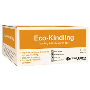 Solid Energy Eco Kindling 7 Pack