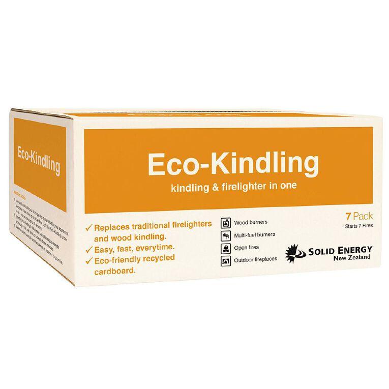 Solid Energy Eco Kindling 7 Pack, , hi-res