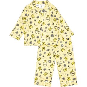 Winnie the Pooh Kids' Flannelette Pyjamas