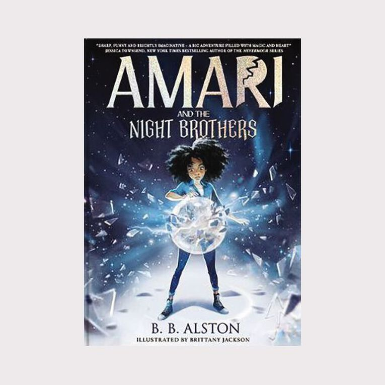 Amari and the Night Brothers by BB Alston, , hi-res