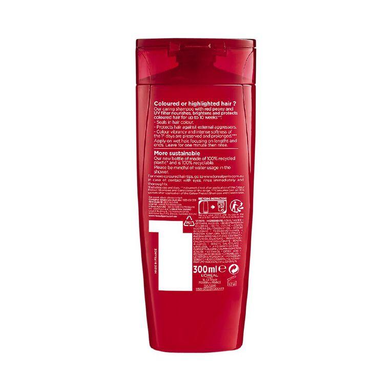 L'Oreal Paris Elvive Colour Protect Shampoo 300ml, , hi-res