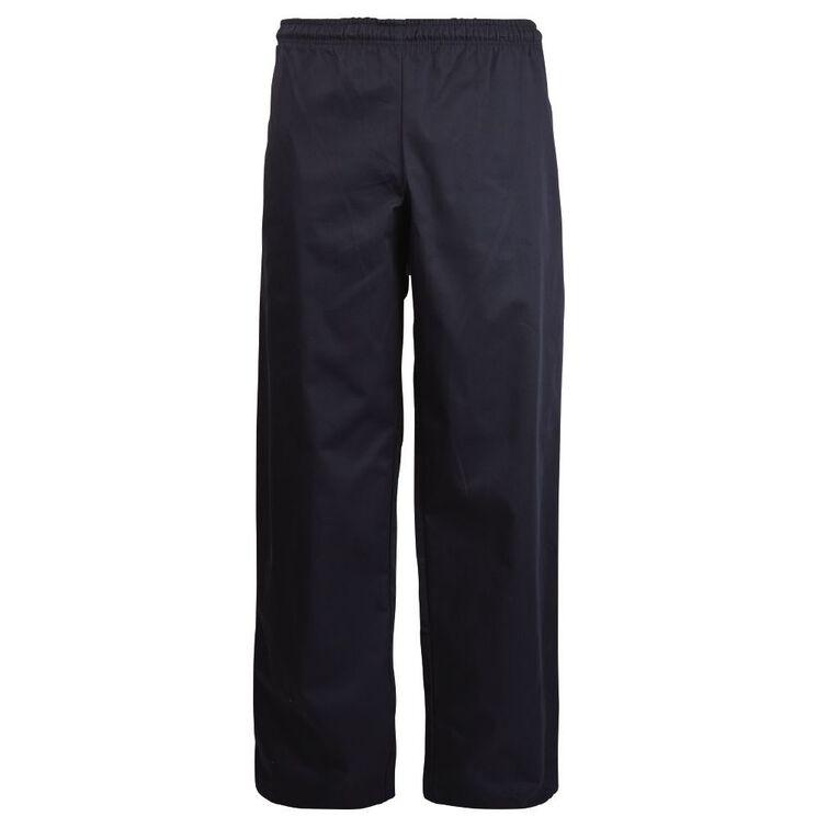 Schooltex Boys' Trousers, Dark Navy, hi-res
