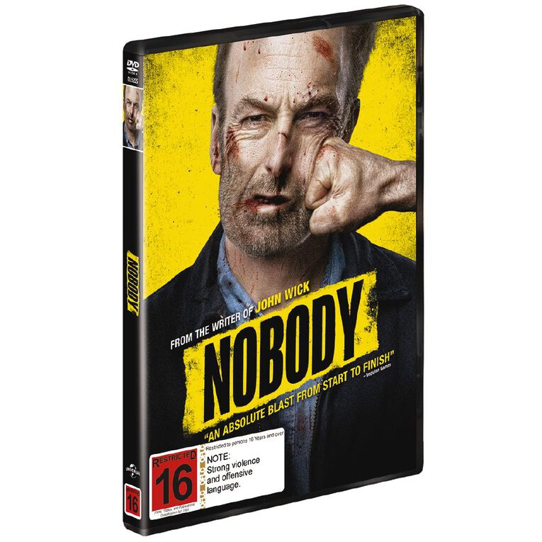 Nobody DVD 1 Disc, , hi-res