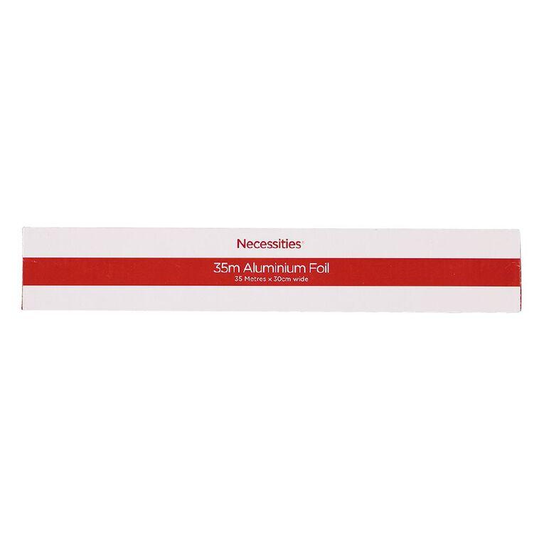 Necessities Brand Aluminium Foil 30cm X 35m, , hi-res
