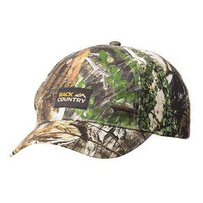 Back Country Men's Camo Cap