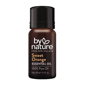 By Nature Essential Oil Sweet Orange 10ml