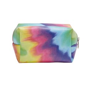 New Wave Tie Dye Cosmetic Bag