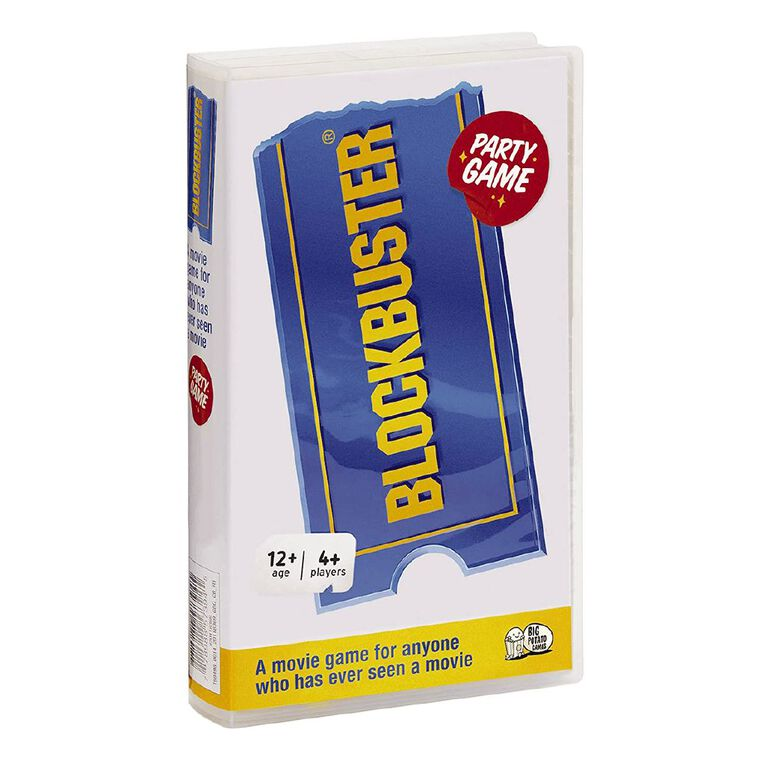 Blockbuster Game, , hi-res