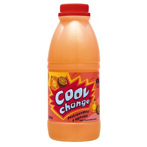 Cool Change Passionfruit & Orange 600ml