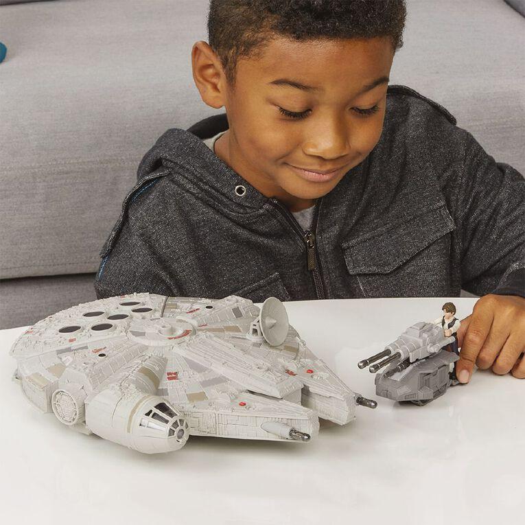 Star Wars Mission Fleet Deluxe Vehicle, , hi-res