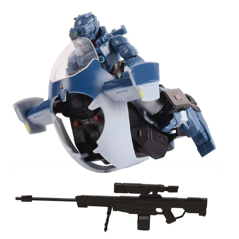World Peacekeepers Ammobot Figure with Water Propeller 4 inch, , hi-res
