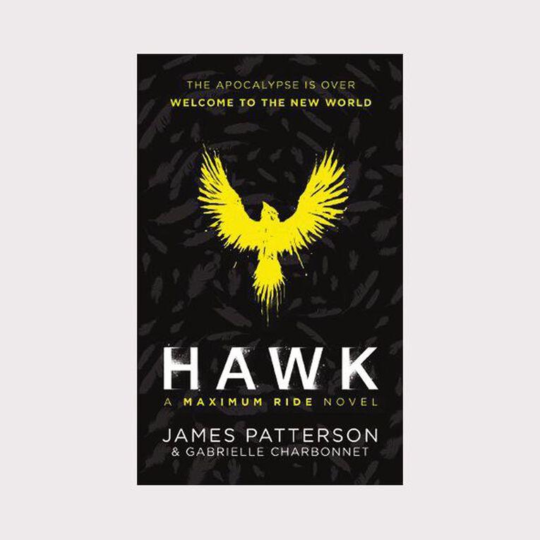 Hawk by James Patterson, , hi-res