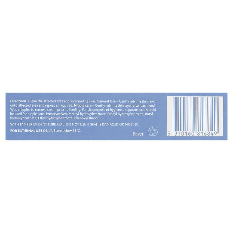Bepanthen Antiseptic Cream 50 gm, , hi-res