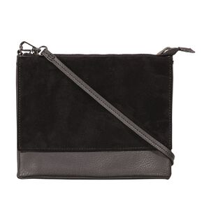 H&H Crossbody Top Zip Handbag