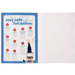 WS Activity Book Blank