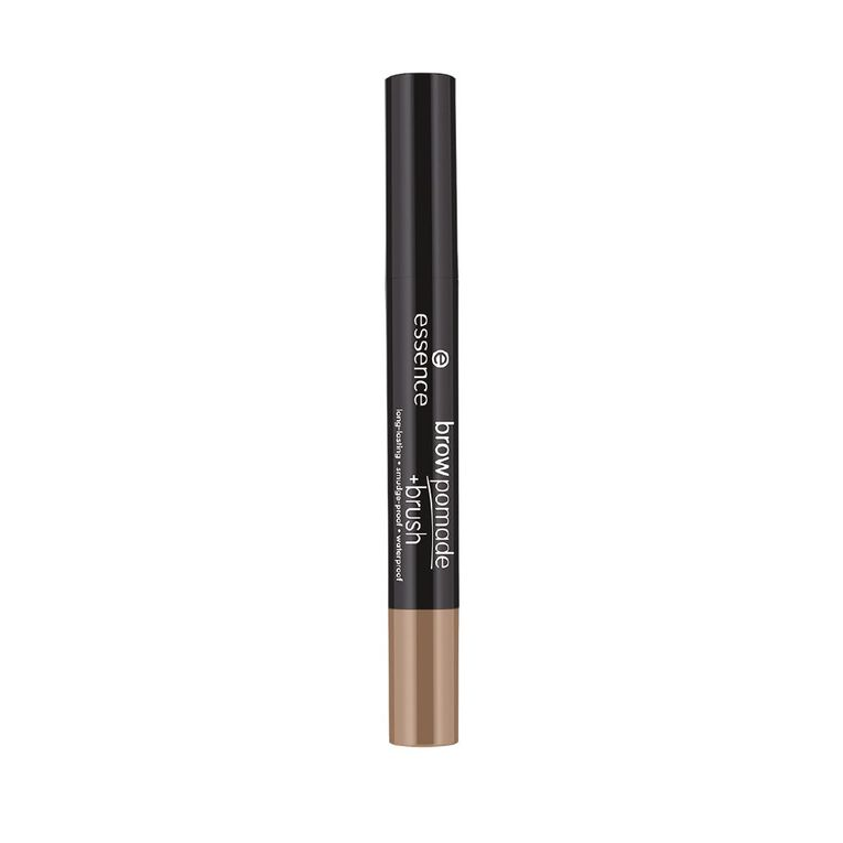 Essence brow pomade + brush 01, , hi-res image number null