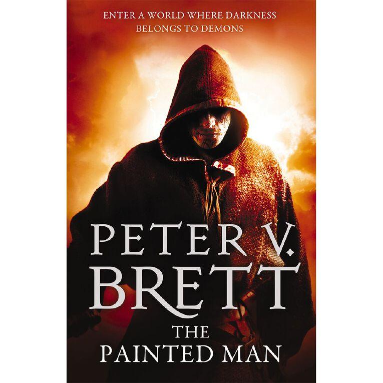 Demon Cycle #1 Painted Man by Peter Brett N/A, , hi-res