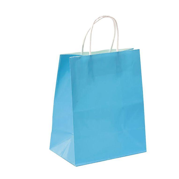 John Sands Gift Bag Medium Turquoise, , hi-res