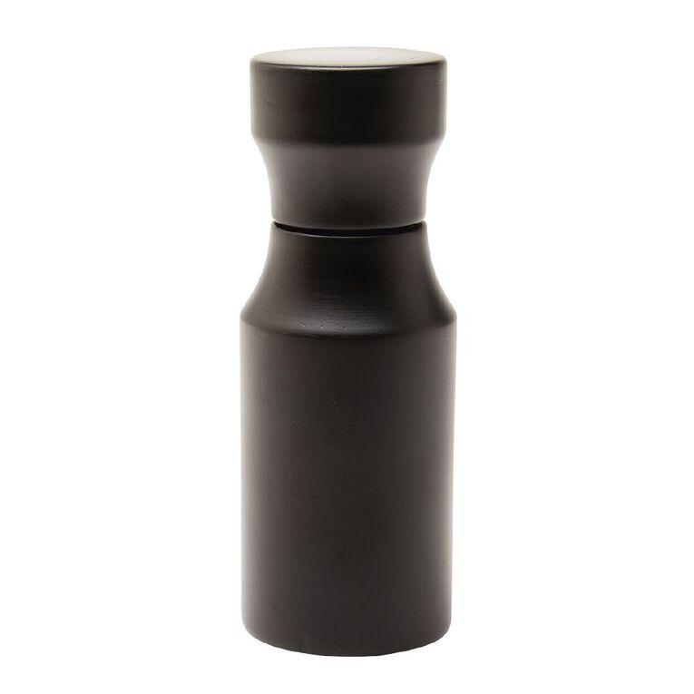 Living & Co Urban Salt & Pepper Grinder Black Black, , hi-res