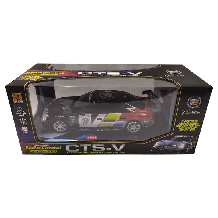 Radio Controlled 1:18 CTS-V Cadillac, , hi-res