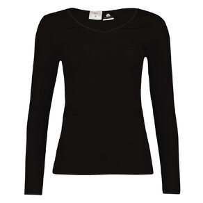 H&H Women's Merino Long Sleeve Thermal Top