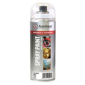 Autohaus Spray Paint Appliance White 400ml