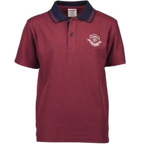 Schooltex St Josephs Hawera Polo with Embroidery