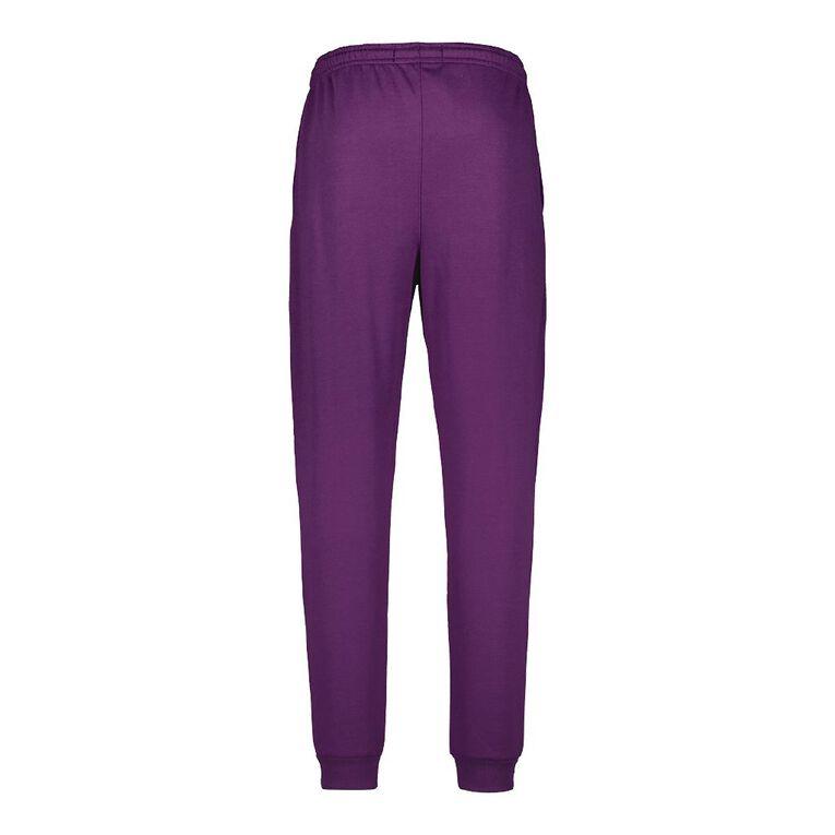 Garage Men's Fresh Trackpants, Purple, hi-res