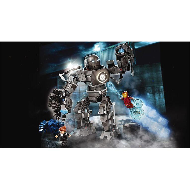 LEGO Super Heroes Iron Man Iron Monger Mayhem 76190, , hi-res